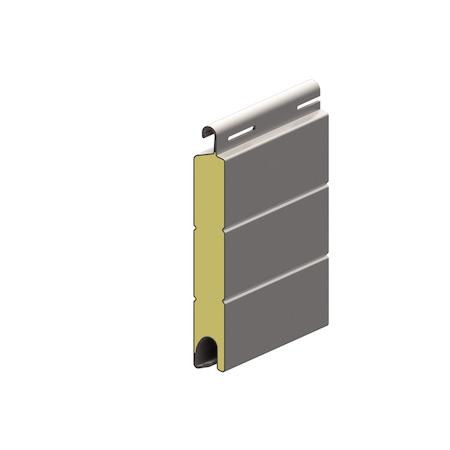 Lama Aluminio Termico 45mm