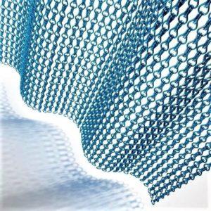 Cortina Cadena Aluminio
