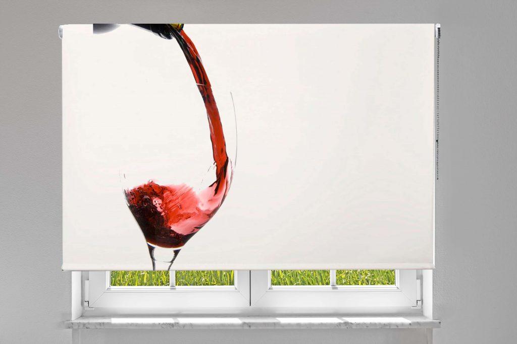 hacer un estor enrollable Estores Enrollables Fotogrficos Para Cocinas Sistemas 24H