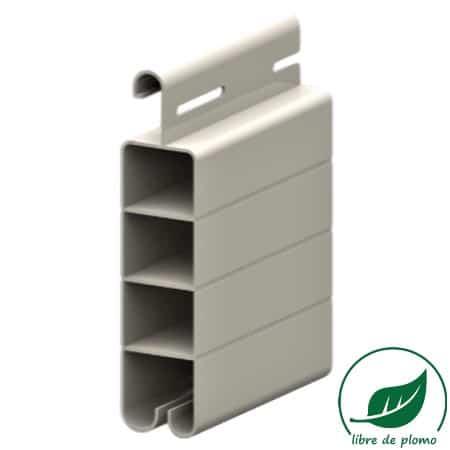 Lama-PVC-recta-50mm